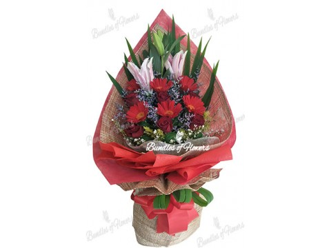Flower Bouquet 35