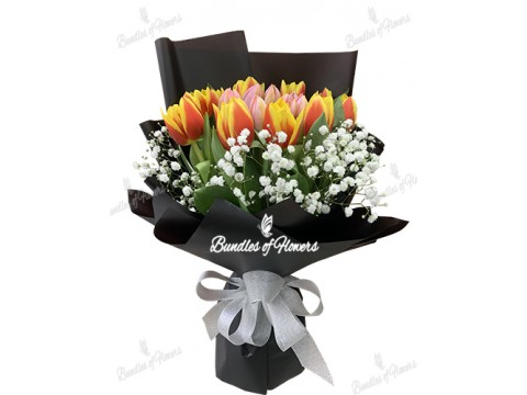 Tulips Bouquet 05