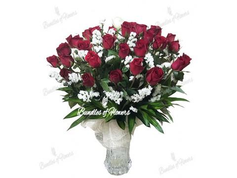 Flower in Vase 16