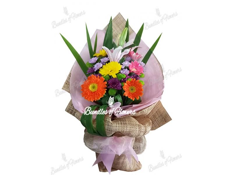 Flower Bouquet  18
