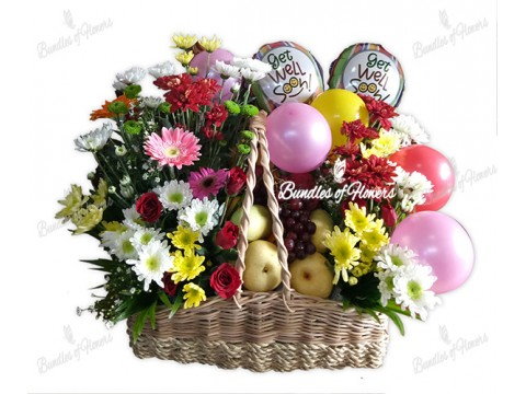 Get Well Basket 05