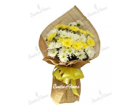 Mums Bouquet 01