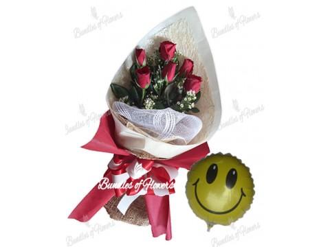 Roses Bouquet 04