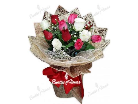 Roses Bouquet 13