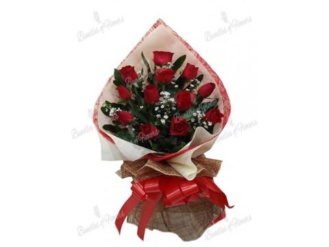 Roses Bouquet 14