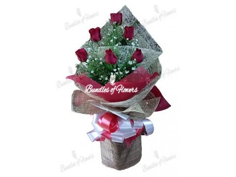 Roses Bouquet 22
