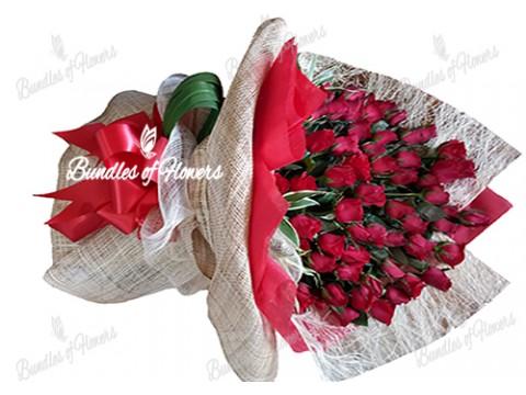 Roses Bouquet 23