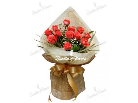 Roses Bouquet 26