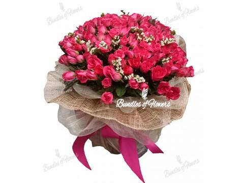 Roses Bouquet 30