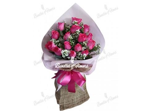 Roses Bouquet 35