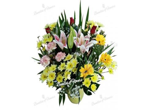 Vase Arrangement 01
