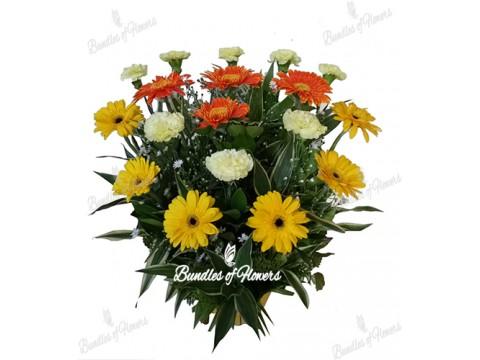 Flower in Vase 01