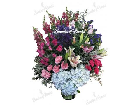 Flower in Vase 02