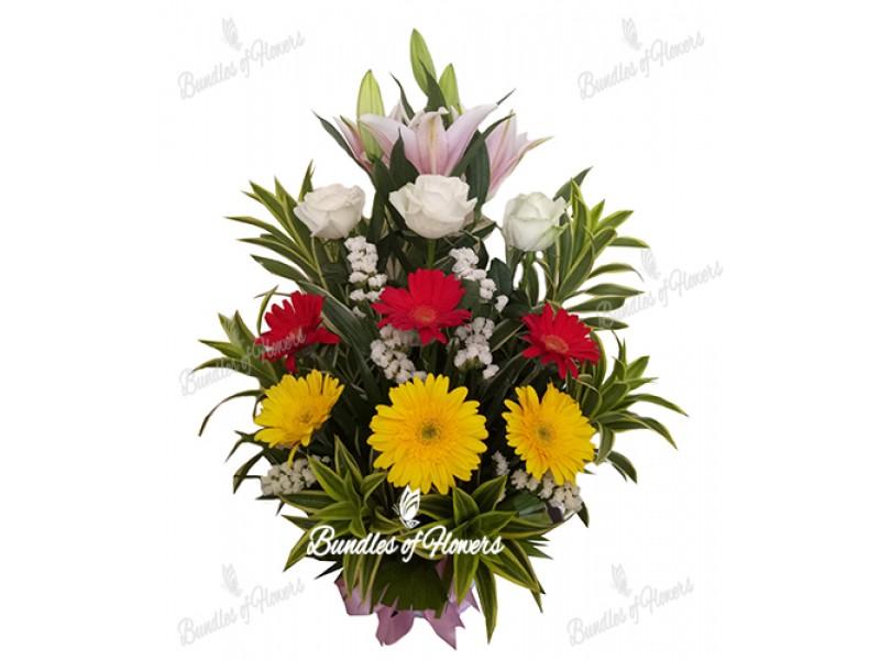 Flower in Vase 04
