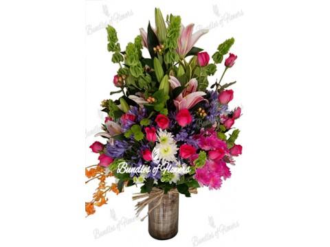 Flower in Vase 05