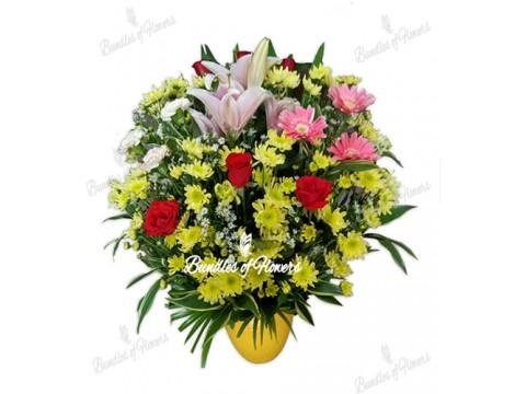 Flower in Vase 06