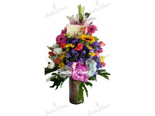Flower in Vase 07