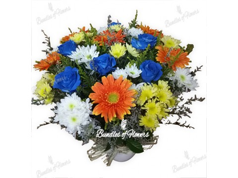Flower in Vase 09