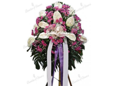 Sympathy Flowers 27