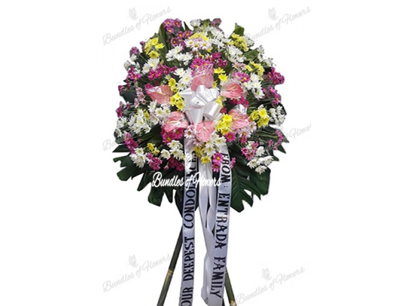 Sympathy Flowers 28