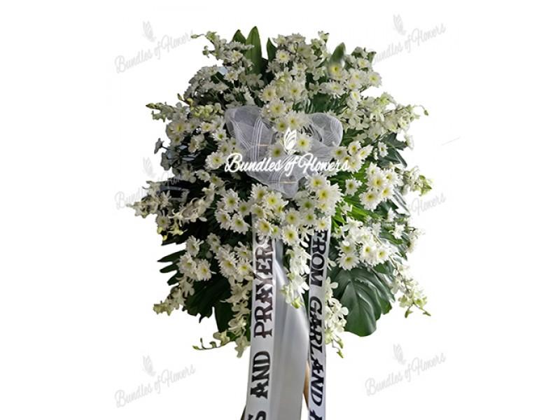 Sympathy Flowers 32