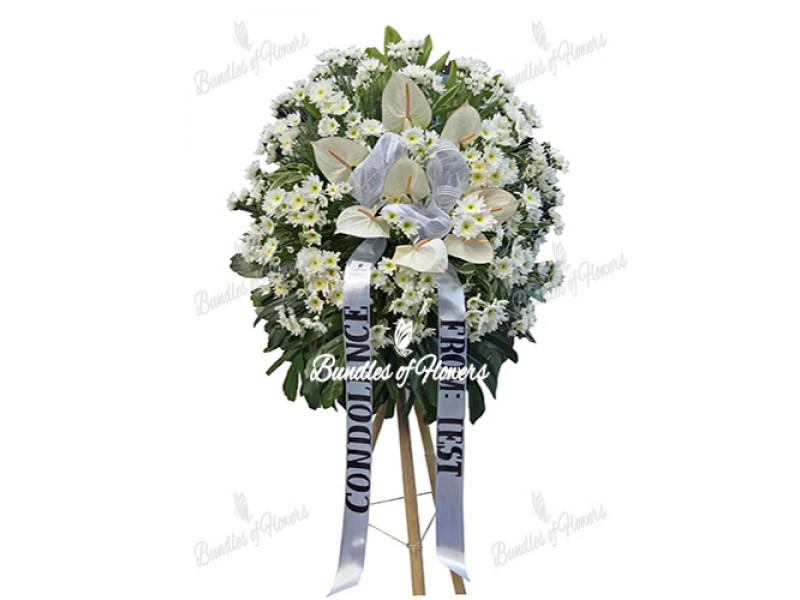 Sympathy Flowers 33