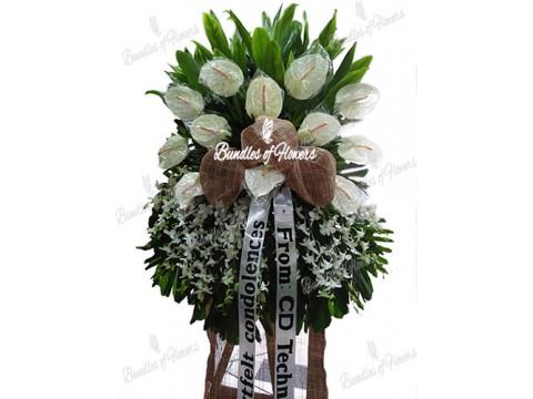 Sympathy Flowers 36