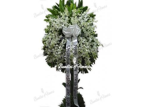 Sympathy Flowers 37