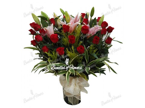 Vase Arrangement 07