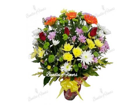 Vase Arrangement 08