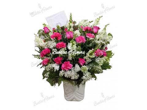 Vase Arrangement 10