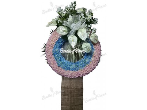 Funeral Wreath 15