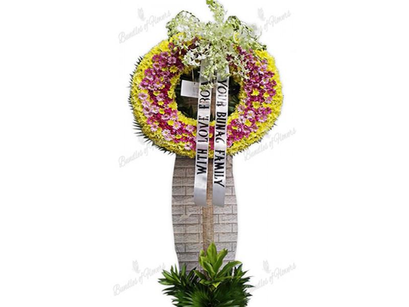Funeral Wreath 20