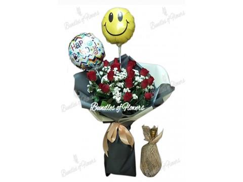 Birthday Bouquet 01