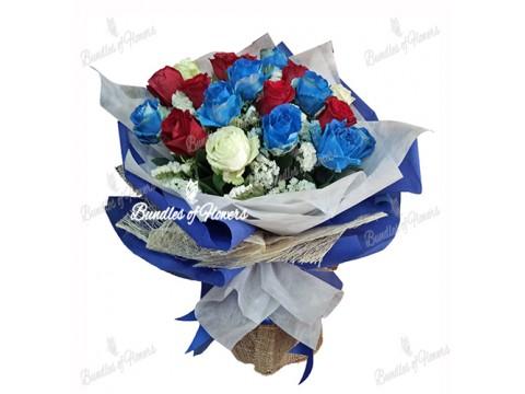 Dad's Bouquet 01