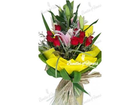 Flower Bouquet 24