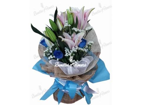 Flower Bouquet 25