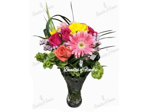 Flower in Vase 11
