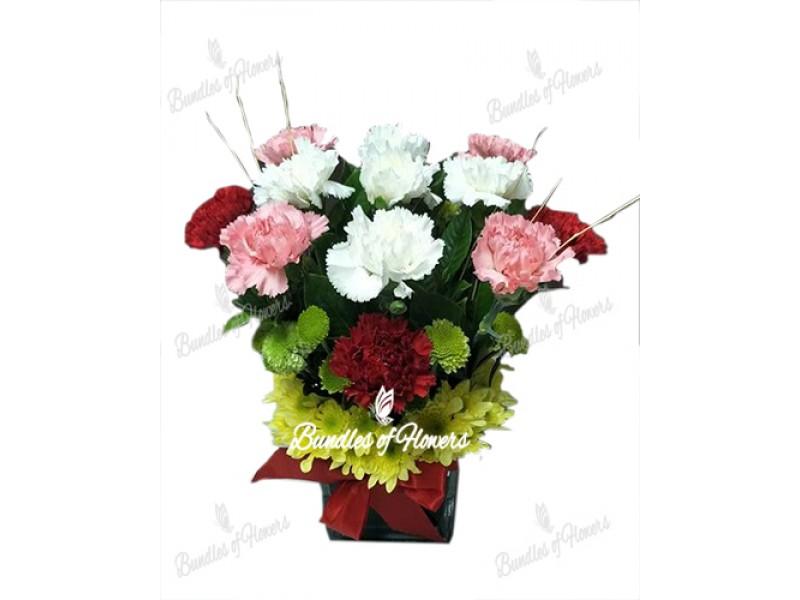 Flower in Vase 12