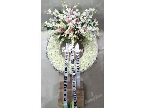 Funeral Wreath 26