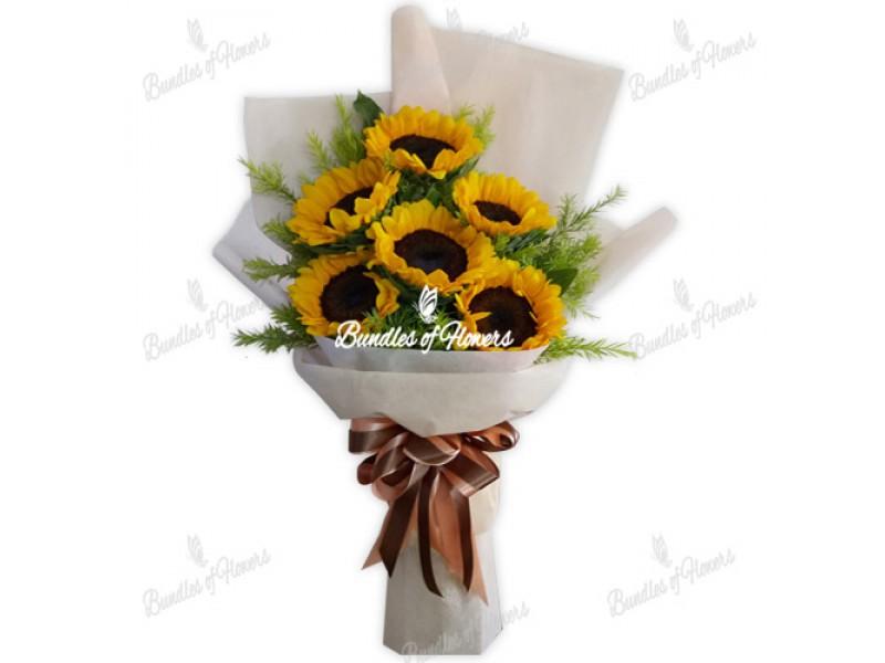 Sunflower Bouquet 03