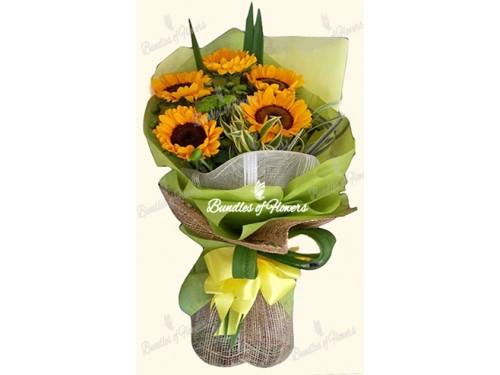 Sunflower Bouquet 05