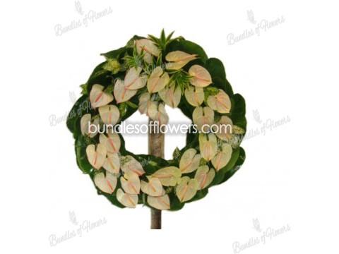 Funeral Wreath 02