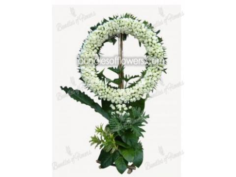 Funeral Wreath 06