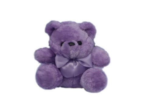 Bear Purple 7in