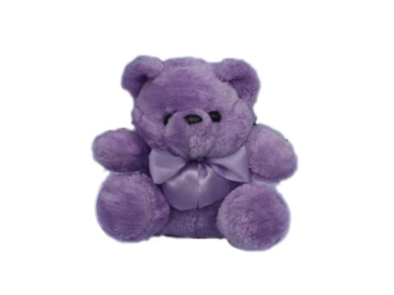 Bear Purple 7in
