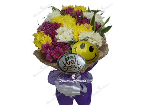 Get Well Bouquet 01