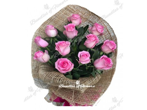 Imported Pink Roses