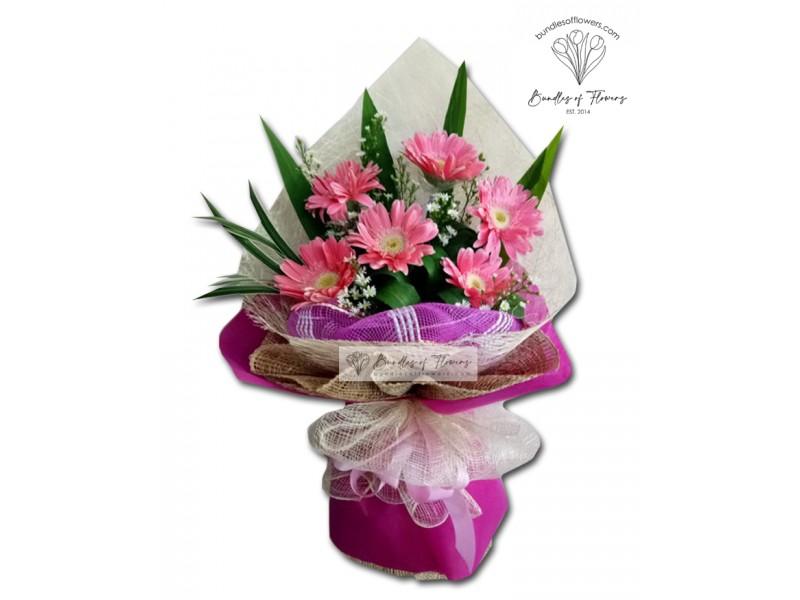 Gerberas Bouquet 03