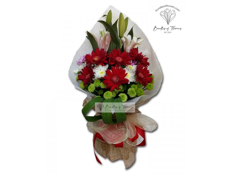 Flower Bouquet  08